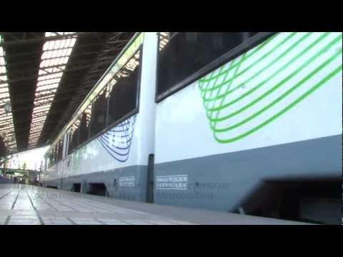 Nuevos trenes para Chile