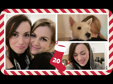 VLOGMAS! | COOKING, MALTESE AND PUPPY LOVE!
