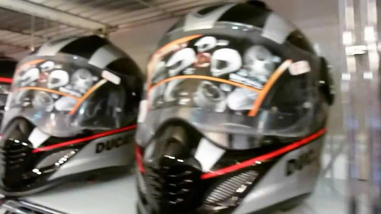 Ducati Diavel X Helmet By Arai