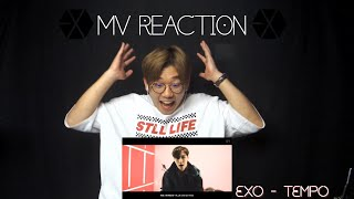 「KPOP MV REACTION」 EXO (엑소) - 'TEMPO (節奏) MV' (Kr & Ch Ver.) | from France 🇫🇷 (French)