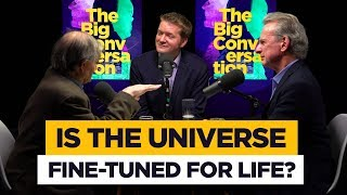 Is the Universe fine tuned for life? Sir Roger Penrose vs William Lane Craig