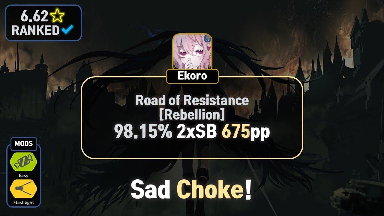 Download Ekoro   BABYMETAL - Road of Resistance [Rebellion] 98.15%   1st EZFL 2389/2494x 2xSB 675pp