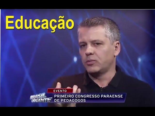 Entrevista Brasil Urgente Band | Palestrante Motivacional Fabio Fernandes