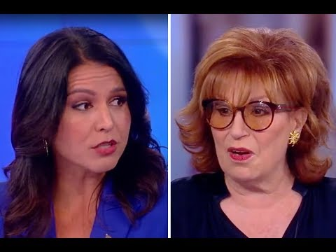 Tulsi Takes On The View & Hillary