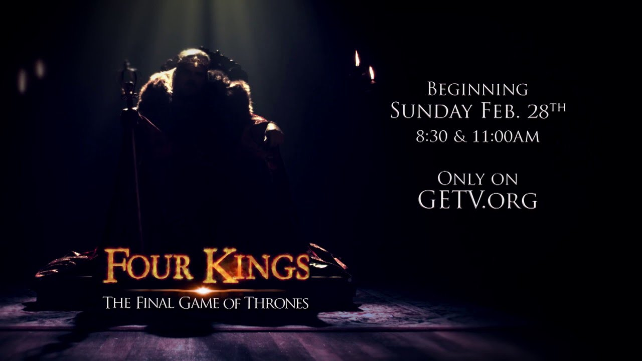 Download Four Kings:  The Final Game of Thrones