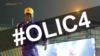 Olamide, Phyno, Tiwa Savage, Lil Kesh Thrill Fans At #OLIC4 Concert