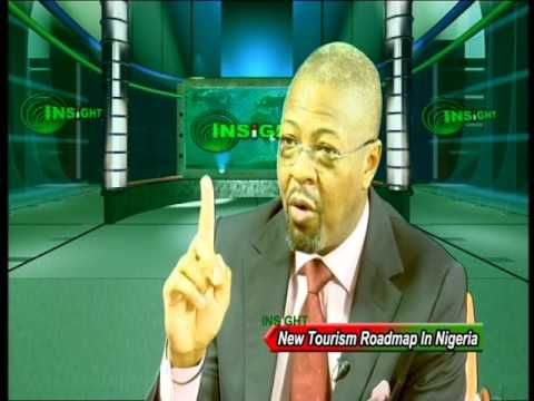 TOURISM ROADMAP IN NIGERIA WITH FOLORUNSHO COKER, DIRECTOR GENERAL NTDC