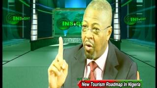 TOURISM ROADMAP IN NIGERIA WITH FOLORUNSHO COKER, DIRECTOR GENERAL NTDC