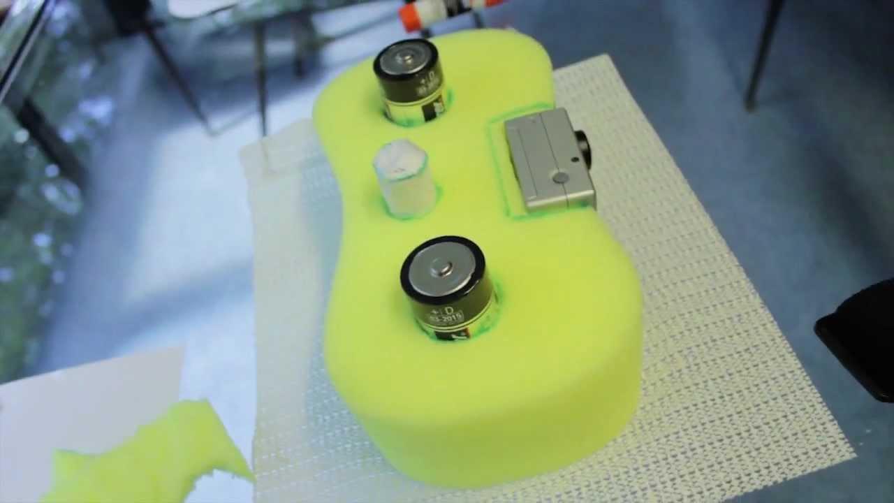 $10 DIY Sponge Dashboard Mount for Any Camera (DSLR, GoPro, Camcorder)