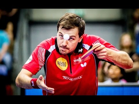 Timo Boll vs Patrick Baum (German Cup 2017) Final