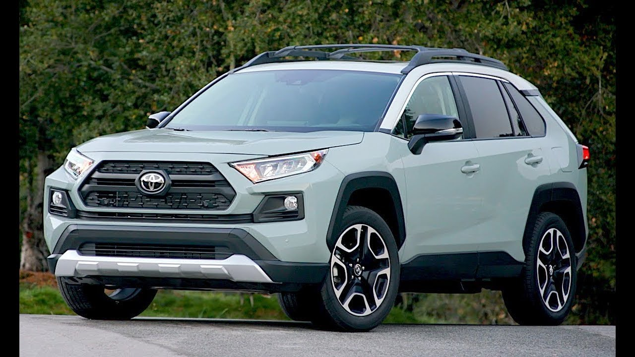All New 2019 Toyota Rav4 What You Need To Know