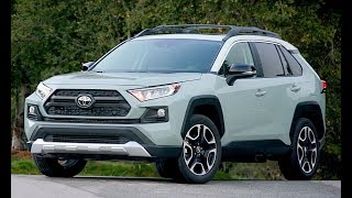 All New 2019 Toyota RAV4--WHAT YOU NEED TO KNOW