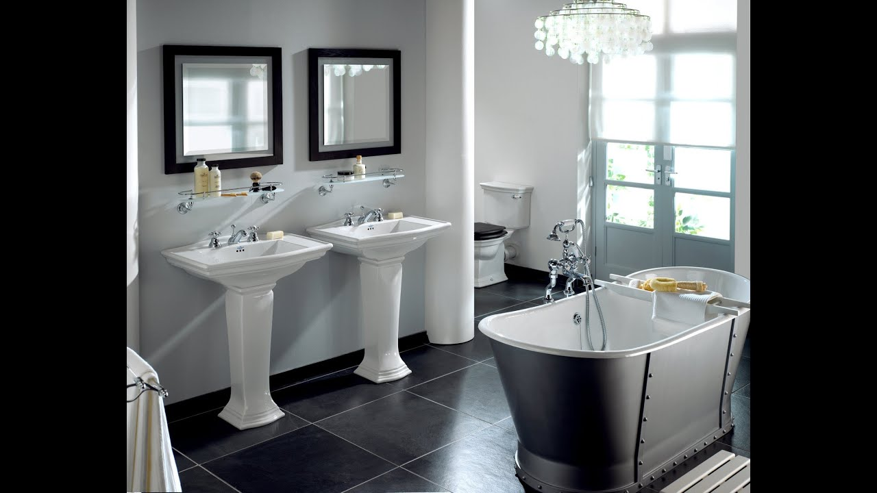 Imperial Bathrooms Best Of British From Ukbathroomscom YouTube - Uk bathrooms
