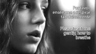 Birdy - Shelter (Lyrics - Subtitulado en español e inglés) ᴴᴰ