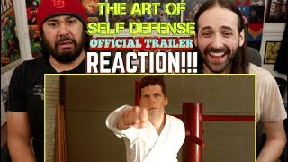 THE ART OF SELF DEFENSE | TRAILER - REACTION!!!