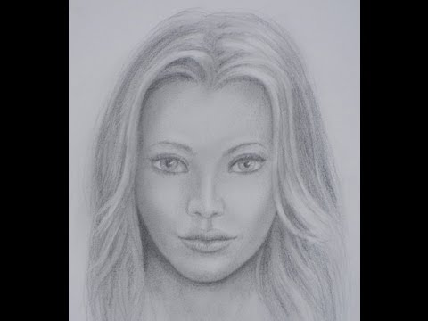 Drawing Lessons How To Draw Realistic Face