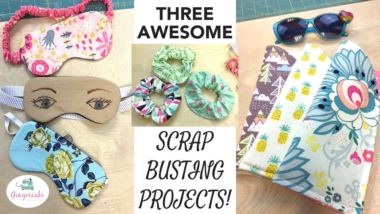 Easy Projects Using Fabric Ss