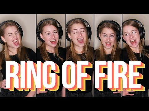 Ring of Fire - Johnny Cash (Cover)