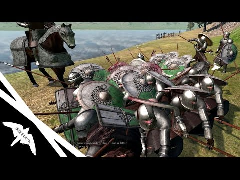 Stark Campaign Battles!  - Mount & Blade Persistent World [Stark Birthday]