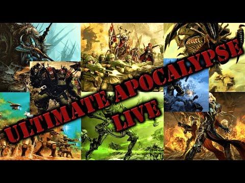 Dawn of War Ultimate Apocalypse   with Flumpy and Caldaris
