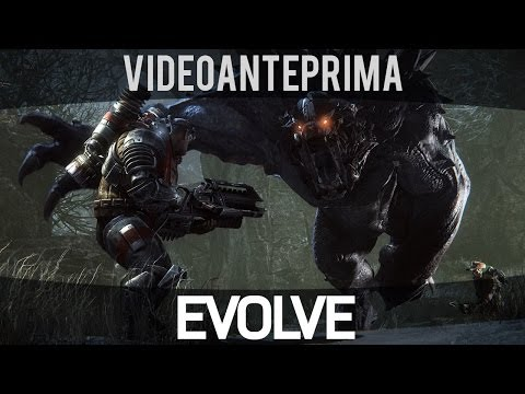 Evolve - Video Anteprima E3 2014 - Xbox One - HD - Ita