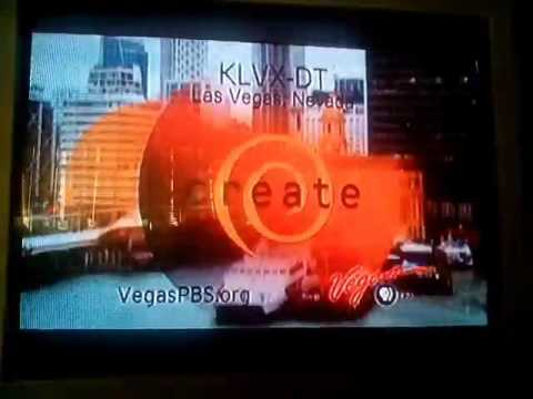 KLVX Create TV channel 10.2 station ID (2017)