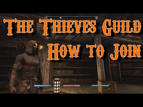 ESO: How to Join the Thieves Guild