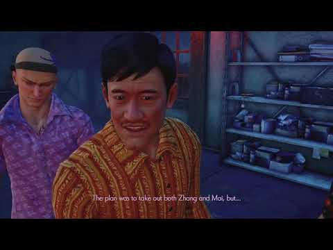 Shenmue III Comboed Yan Lang To A Pulp |