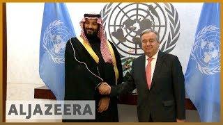 🇸🇦 🇾🇪 Khashoggi case brings new scrutiny on Saudi Arabia over Yemen war | Al Jazeera English