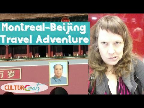 Crazy Travel Adventure Montreal to Beijing - S01E02