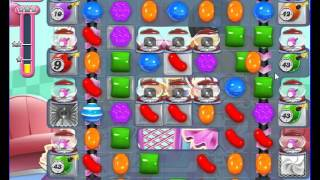 Candy Crush Saga Level 1458 CE
