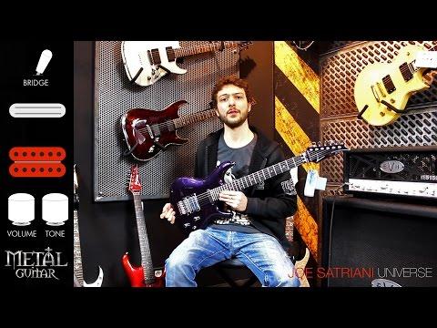 Test Ibanez JS2450 signature Joe Satriani - JoeSatrianiUniverse
