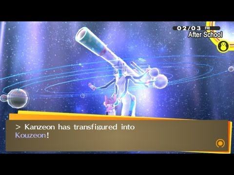 Persona 4 Golden - Rise's Persona Reborn For The Second Time!!  