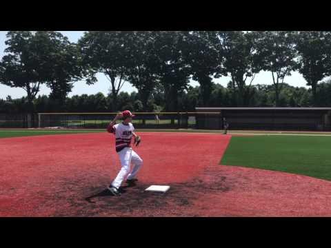 2019 2B 3B Thomas Fletcher Oyster Bay HS, NY   College Baseball Recruit
