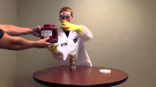 UE BOOM Science Lab: The Ketchup Test