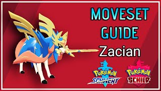 ZACIAN Competitive Moveset Guide + Counter (VGC 2021) 🔴 Pokemon Schwert und Schild