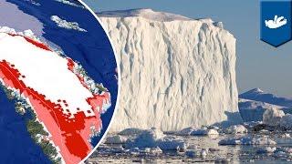 グリーンランドで氷床の融解が加速 そのメカニズムが明らかに