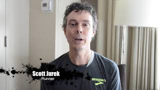 Scott Jurek  on United in Stride