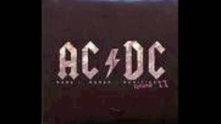 AC/DC - Fling Thing - Very Rare