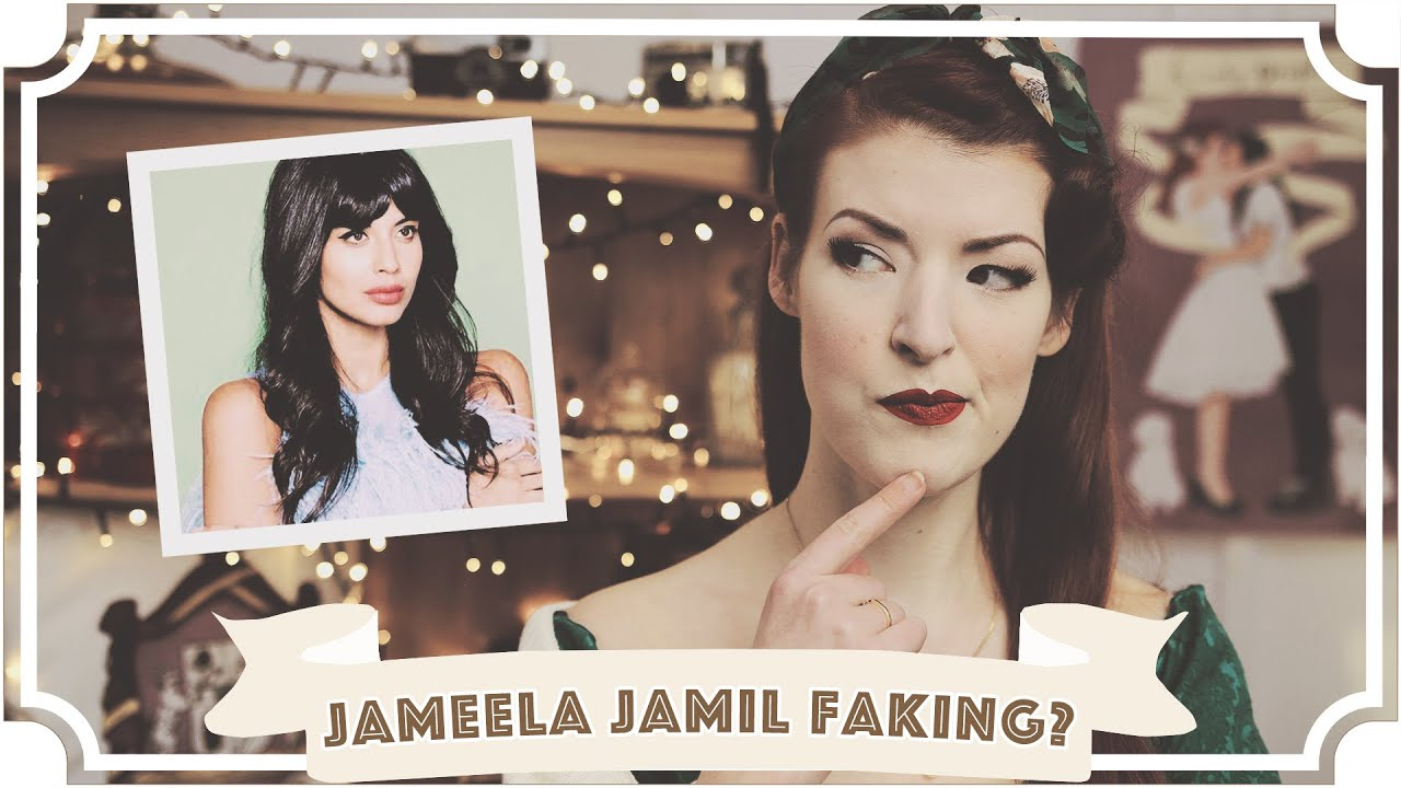 Can you tell if a disabled person is 'faking'? (yes, Jameela Jamil) [CC]