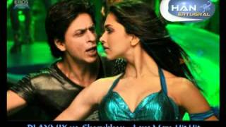 DJ AYMIX vs  Sharukhan   Love Mera Hit Hit   Billu Barber  Soundtrack Club Version