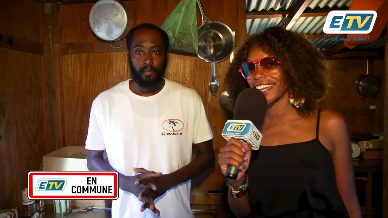 ETV en commune, Saveur Peyi à Anse Bertrand