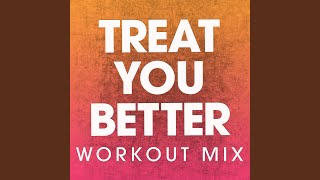 Gambar cover Treat You Better (Extended Handz up Remix)
