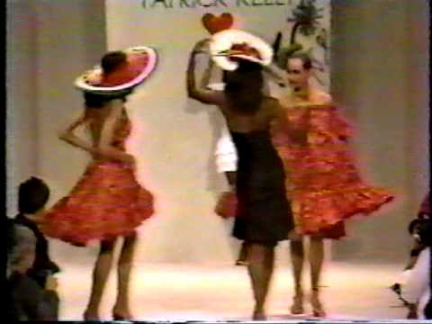 Patrick Kelly Paris 1988 collection part 1, from Douglas Says files
