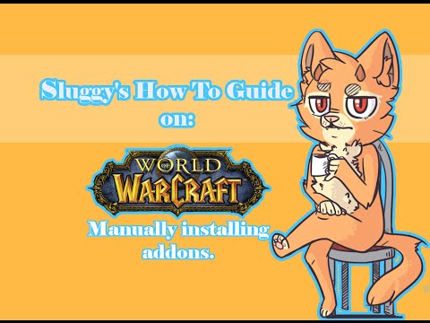 Manually Installing Addons For WoW - Links In Chat (Example Addon)
