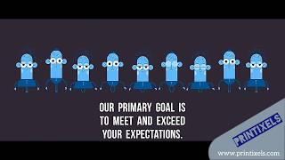 Mission Statement by Printixels