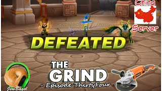 SUMMONERS WAR : The Grind -  Episode ThirtyFour (China Server)