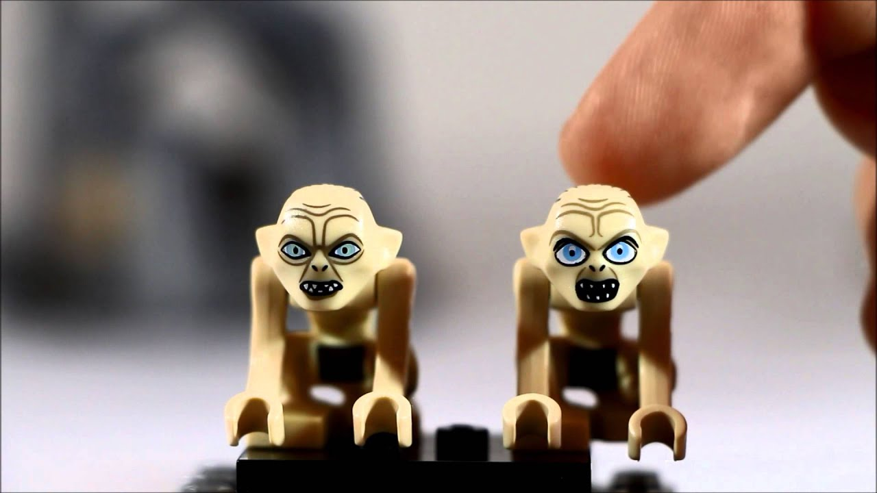LEGO The Hobbit Review: Riddles for the Ring- Set 79000 ...