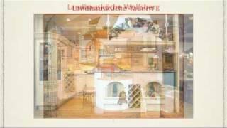 isartaler landm bel wunderbare landhausk chen by horst fricke. Black Bedroom Furniture Sets. Home Design Ideas
