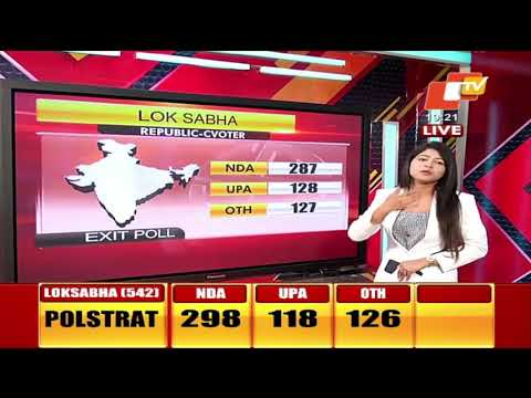 Exit Poll projections for Lok Sabha Elections 2019